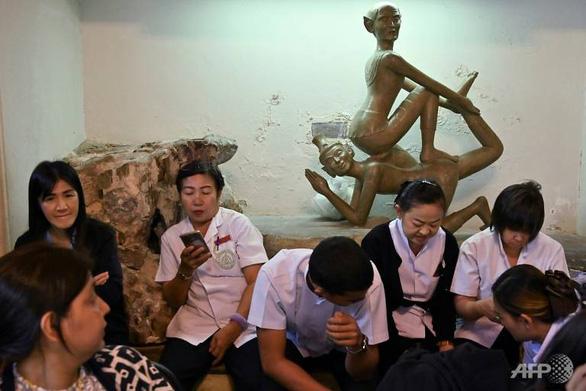 Massage Thái vào danh sách di sản phi vật thể của UNESCO - Ảnh 2.