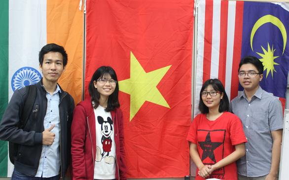 Du học sinh Việt Nam đến Đài Loan tăng mạnh - Ảnh 1.