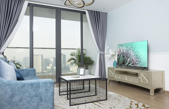Vingroup sản xuất tivi thông minh, tung giá bán 8,69 -16,99 triệu đồng - Ảnh 1.