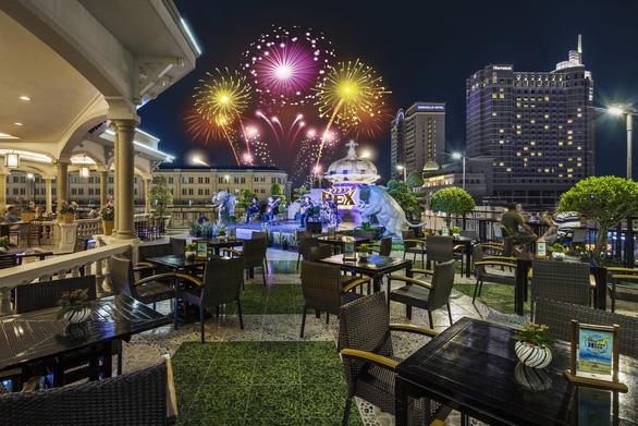 Đón Giáng sinh, năm mới 2020 tại khách sạn, khu du lịch Saigontourist - Ảnh 1.