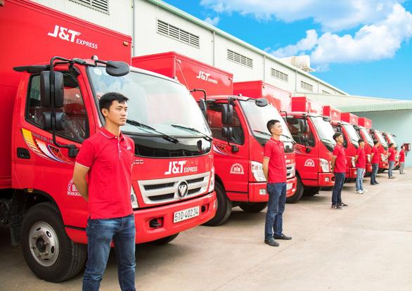 J&T Express đã phủ sóng 63 tỉnh thành Việt Nam - Ảnh 1.