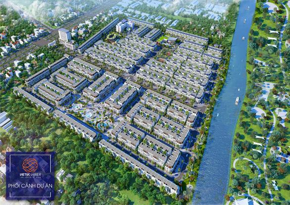 Thị trường BĐS Long An: Việt Úc Varea ứng dụng công nghệ 4.0 - Ảnh 1.