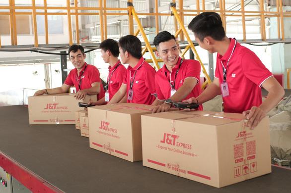 J&T Express đã phủ sóng 63 tỉnh thành Việt Nam - Ảnh 3.