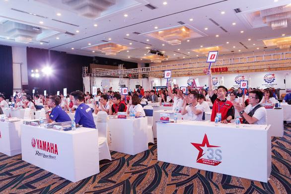 Ấn tượng Vòng Chung kết Hội thi Đại lý YAMAHA xuất sắc 2019 - Ảnh 3.