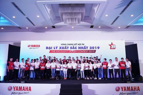 Ấn tượng Vòng Chung kết Hội thi Đại lý YAMAHA xuất sắc 2019 - Ảnh 6.