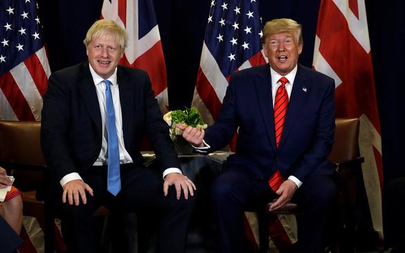 Ông Trump nói bầu cử Anh báo hiệu ông thắng cử năm 2020 - Ảnh 1.