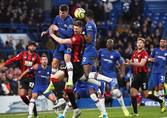 Chelsea thua trận thứ hai liên tiếp ở Premier League - Ảnh 1.