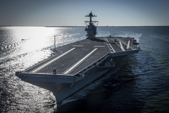 Cứ mỗi 4 ngày, Mỹ lại tập trận ở Ấn Độ Dương - Thái Bình Dương - Ảnh 1.