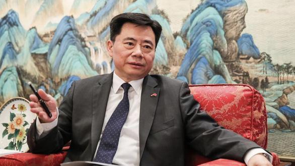 Trung Quốc dọa trả đũa vào xe hơi Đức nếu Huawei bị Berlin cấm cửa - Ảnh 1.
