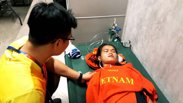 Vận động viên Việt Nam không thể cứ ăn gói mì tôm sau khi chạy 42km - Ảnh 3.
