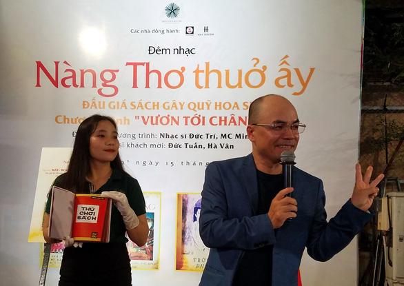 Thú chơi sách của Vương Hồng Sển thắng đấu giá 35 triệu đồng - Ảnh 2.