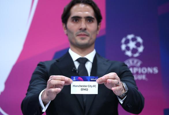 Real Madrid đại chiến Man City ở vòng 16 đội Champions League - Ảnh 1.