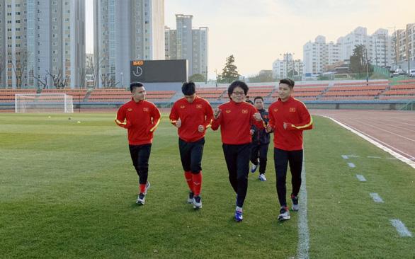 Ngày 3-1 tới, tuyển U23 VN sẽ đá giao hữu với U23 Bahrain - Ảnh 1.