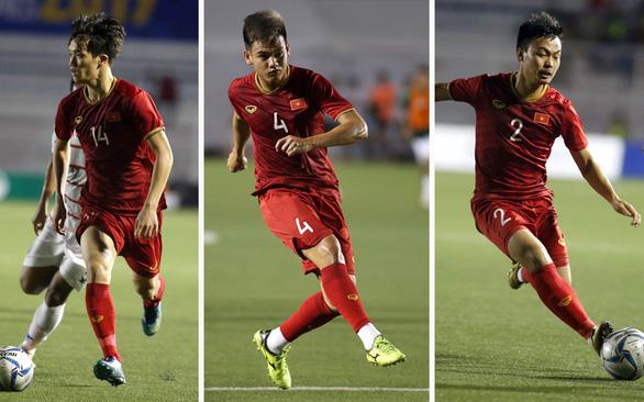 Vòng chung kết U23 châu Á 2020: 3 sự thay thế của ông Park - Ảnh 1.