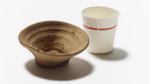 Con người đã xài cốc dùng một lần từ hơn 3.000 năm trước - Ảnh 1.