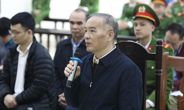 Cựu chủ tịch MobiFone Lê Nam Trà: Lúc ăn trưa, bộ trưởng bảo cậu ký đi - Ảnh 1.
