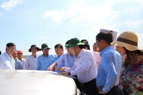 Bình Thuận xây dựng hàng loạt đường nối cao tốc Phan Thiết - Dầu Giây về hướng biển - Ảnh 1.