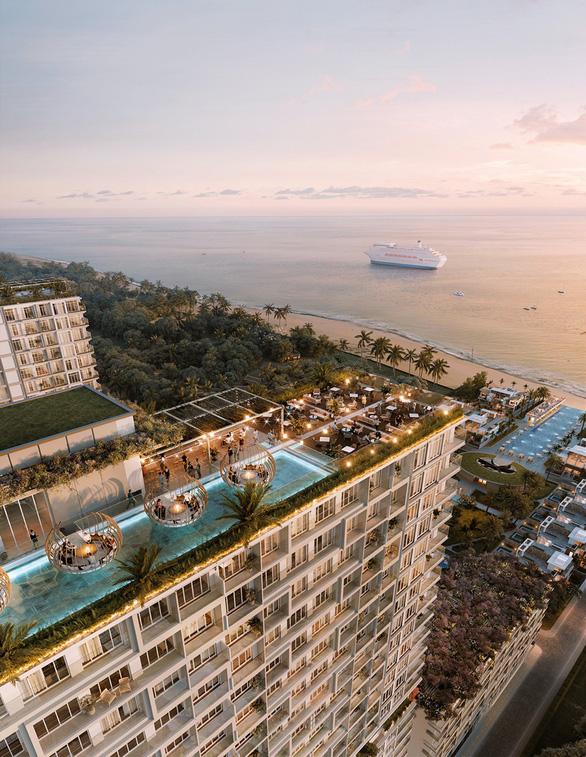 Aria Đà Nẵng Hotel & Resort chọn CBRE quản lý vận hành dự án - Ảnh 2.