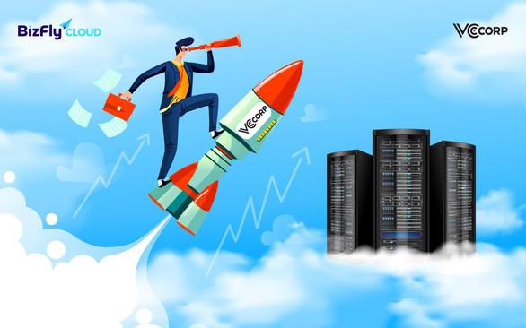 Thế mạnh điện toán đám mây đưa VCCorp dẫn đầu ngành nội dung số - Ảnh 1.
