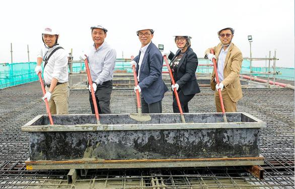 Dấu mốc mới của tổ hợp căn hộ nghỉ dưỡng tại Đà Nẵng - Ảnh 1.