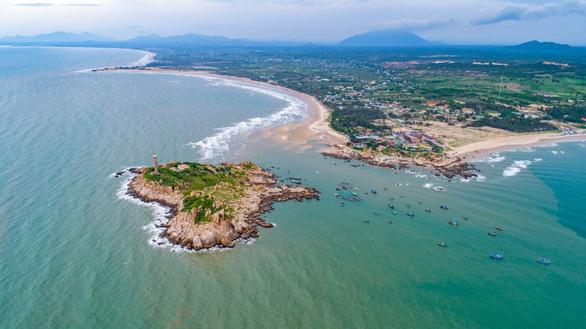 Bình Thuận xây dựng hàng loạt đường nối cao tốc Phan Thiết - Dầu Giây về hướng biển - Ảnh 3.