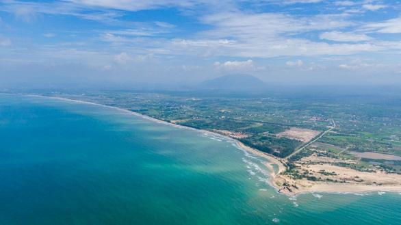 Bình Thuận xây dựng hàng loạt đường nối cao tốc Phan Thiết - Dầu Giây về hướng biển - Ảnh 4.