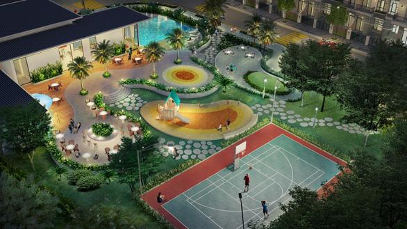 Verosa Park - Khang Điền khai trương nhà mẫu: dấu ấn kiến trúc tân cổ điển - Ảnh 5.