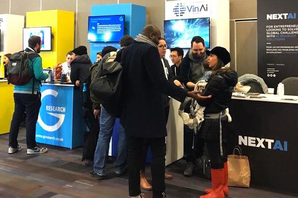 VinAI Research - đưa AI Việt ra với thế giới - Ảnh 1.