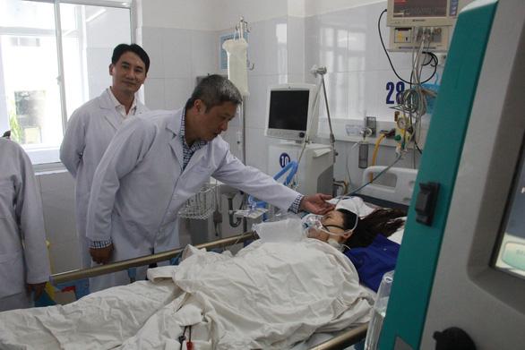 Sự cố sản khoa ở Đà Nẵng: Nhận định do thuốc gây tê Bupivacaine - Ảnh 1.