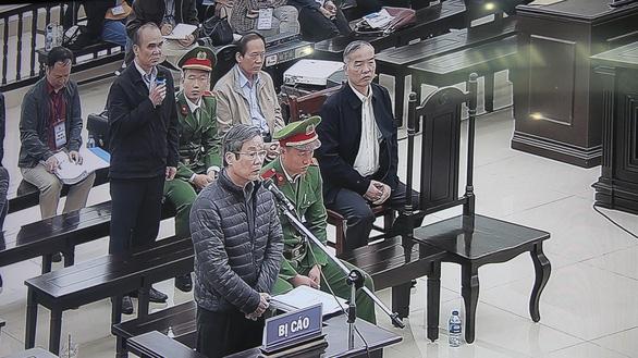 Ông Nguyễn Bắc Son phủ nhận lời khai nhận hối lộ 3 triệu USD - Ảnh 2.
