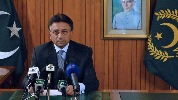 Cựu tổng thống Pakistan bị tuyên án tử hình vì tội phản quốc - Ảnh 1.