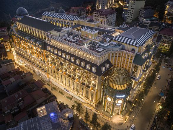"""Khám phá kiến trúc sang trọng trong """"Khách sạn biểu tượng của thế giới"""" - Ảnh 2."""