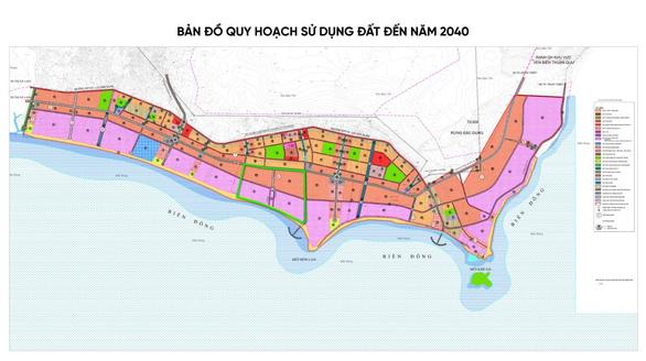 Bình Thuận công bố quy hoạch Nam Phan Thiết - Kê Gà cất cánh - Ảnh 1.