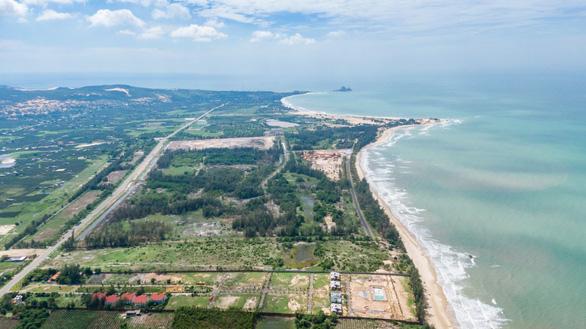 Bình Thuận công bố quy hoạch Nam Phan Thiết - Kê Gà cất cánh - Ảnh 2.