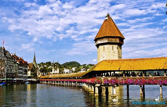 Tour Thụy Sĩ, Đức, Áo, Hungary, Séc từ 22.190.000 đồng - Ảnh 1.