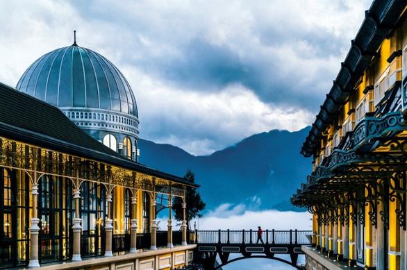 """Khám phá kiến trúc sang trọng trong """"Khách sạn biểu tượng của thế giới"""" - Ảnh 3."""