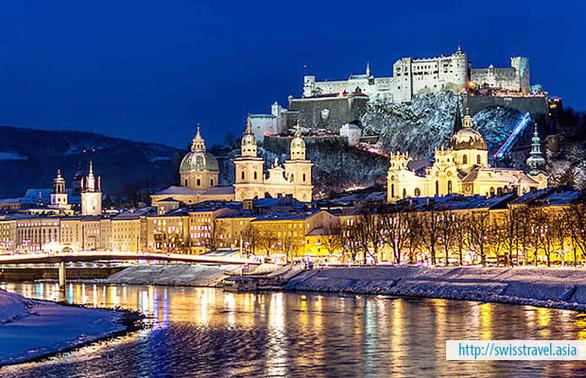 Tour Thụy Sĩ, Đức, Áo, Hungary, Séc từ 22.190.000 đồng - Ảnh 3.