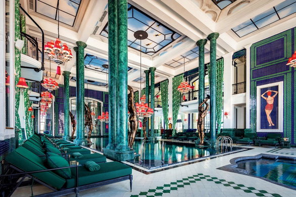 """Khám phá kiến trúc sang trọng trong """"Khách sạn biểu tượng của thế giới"""" - Ảnh 5."""