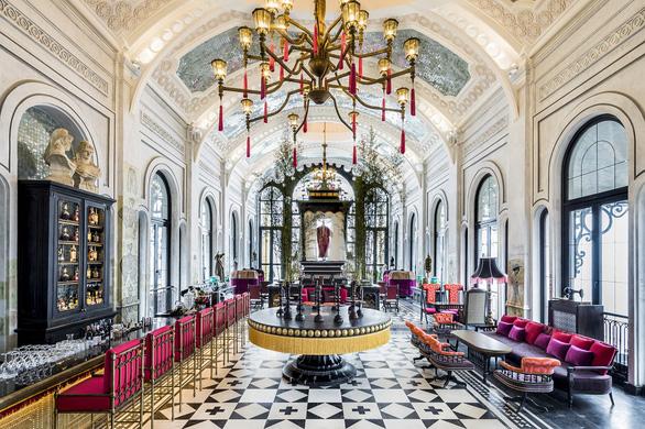 """Khám phá kiến trúc sang trọng trong """"Khách sạn biểu tượng của thế giới"""" - Ảnh 6."""