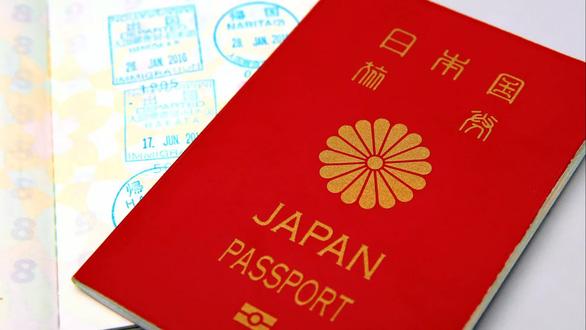 Hộ chiếu quyền lực nhất thế giới nhưng chỉ 23% dân Nhật chịu làm - Ảnh 1.
