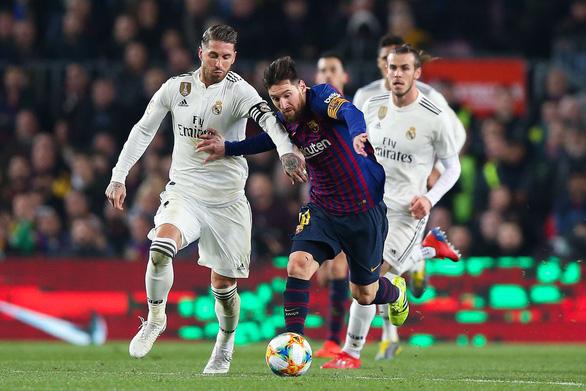 SCTV công bố bản quyền phát sóng La Liga trước thềm siêu kinh điển - Ảnh 1.