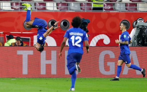 Flamengo ngược dòng vào chung kết FIFA Club World Cup - Ảnh 1.