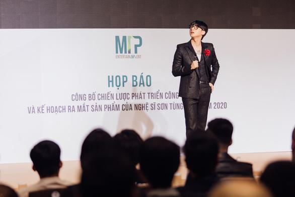 Sơn Tùng M-TP tuyên bố năm 2020 ra mắt mạng xã hội Skysocial - Ảnh 1.