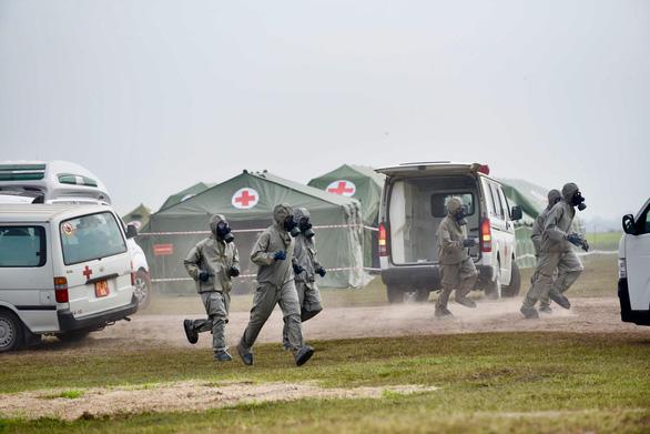 Đại tướng Ngô Xuân Lịch: Diễn tập Việt Nam - Campuchia nâng tính chủ động quân đội hai nước  - Ảnh 4.