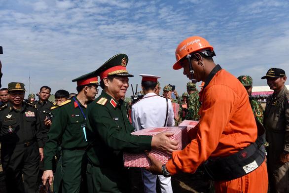 Đại tướng Ngô Xuân Lịch: Diễn tập Việt Nam - Campuchia nâng tính chủ động quân đội hai nước  - Ảnh 2.
