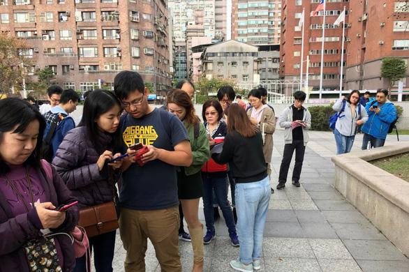 Quan chức Đài Loan tố Trung Quốc tung tin đồn thất thiệt ảnh hưởng bầu cử - Ảnh 1.