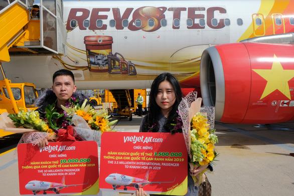 Tăng đường bay thẳng, Khánh Hòa đón vị khách quốc tế thứ 3,5 triệu - Ảnh 3.