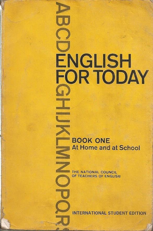 Lùm xùm sách giáo khoa tiếng Anh, nhớ English for Today - Ảnh 1.