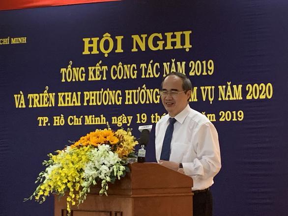 Đối ngoại đóng vai trò quan trọng trong phát triển kinh tế - xã hội TP.HCM - Ảnh 1.