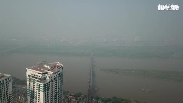 Bụi mịn và ô nhiễm không khí Hà Nội có phải do nhiệt điện than? - Ảnh 1.